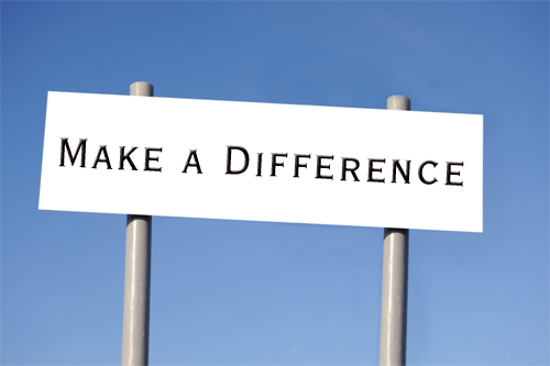 image: make a difference
